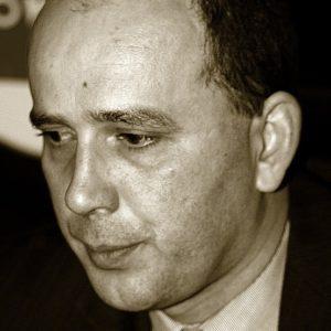 Trener Jarosław Krysiewicz