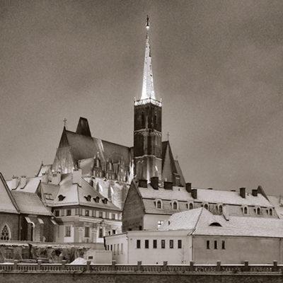 Kościół Rzymskokatolicki pw Świętego Krzyża