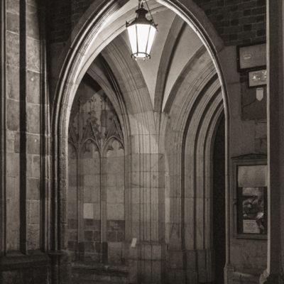 Katedralne podcienia