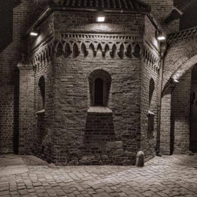 Nocne mury Wrocławia