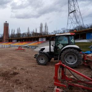 Obsługa stadionu