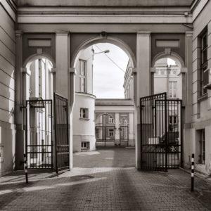 Tomaszowska brama