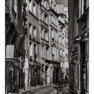 Paris, Rue Galande
