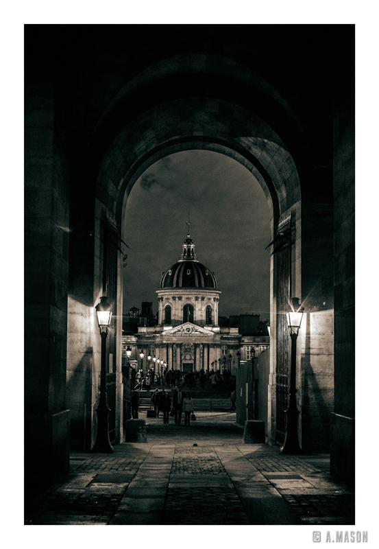 Paryski wieczór