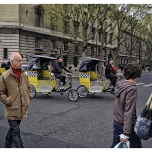 Paryscy rykszarze