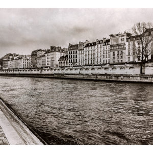 Paryż nad Sekwaną