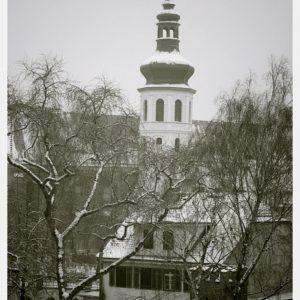 Kościół z centrum handlowego