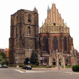 Katedra i wieża