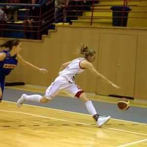 Odra Brzeg – Lotos Gdynia (10) – Natalia Tajerle