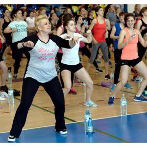 Fitness z Anną Lewandowską (1)