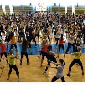 Fitness z Anną Lewandowską (3)