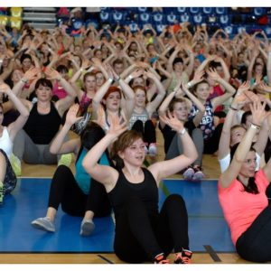 Fitness z Anną Lewandowską (11)
