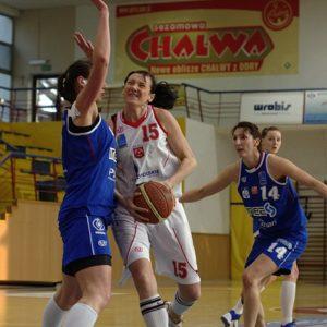 Odra Brzeg – INEA AZS Poznań (6) – Ewelina Buszta vs. Joanna Kędzia
