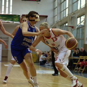 Odra Brzeg – INEA AZS Poznań (10) – Justyna Daniel vs. Patrycja Mazurczak