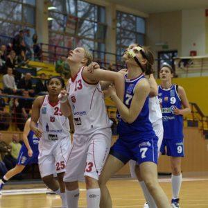 Odra Brzeg – INEA AZS Poznań (14) – Justyna Daniel vs. Patrycja Mazurczak