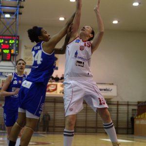 Odra Brzeg – INEA AZS Poznań (19) – Ewelina Buszta vs. Chinyere Ukoh
