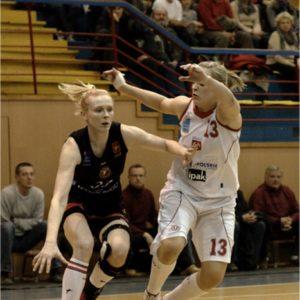 Odra Brzeg – Widzew Łódź (11) – Eliza Gołumbiewska vs. Justyna Daniel