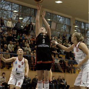 Odra Brzeg – Widzew Łódź (14) – Justyna Okulska