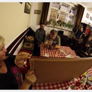 Spotkanie w restauracji Republika Žižkov (2)