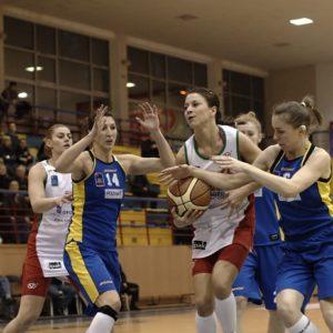 Odra Brzeg – MUKS Poznań (2) – Natalia Małaszewska vs. Agnieszka Makowska i Żaneta Durak