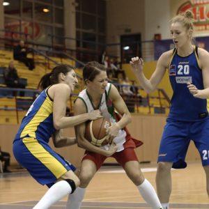 Odra Brzeg – MUKS Poznań (3) – Natalia Małaszewska vs. Agnieszka Makowska i Paulina Antczak