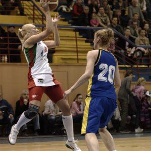 Odra Brzeg – MUKS Poznań (4) – Inna Kochubei vs. Paulina Antczak
