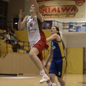 Odra Brzeg – MUKS Poznań (7) – Marta Żyłczyńska vs. Dominika Owczarzak