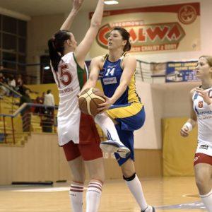 Odra Brzeg – MUKS Poznań (19) – Agnieszka Makowska vs. Ewelina Buszta