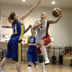 Odra Brzeg – MUKS Poznań (25) – Inna Kochubei vs. Magdalena Koperwas