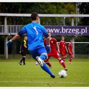 Polska-Słowenia U-18 (6) – Adnan Golubovic