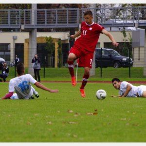 Polska-Słowenia U-18 (7) – Dariusz Formella vs. Rok Vrazbec