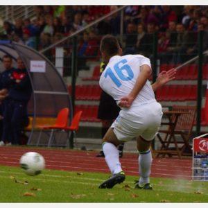 Polska-Słowenia U-18 (8) – Rok Vrazbec