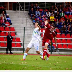 Polska-Słowenia U-18 (10) – Jan Andrevasic vs. Vincent Rabiega