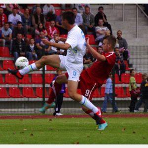 Polska-Słowenia U-18 (11) – Emir Dautovic vs. Adrian Cierpka