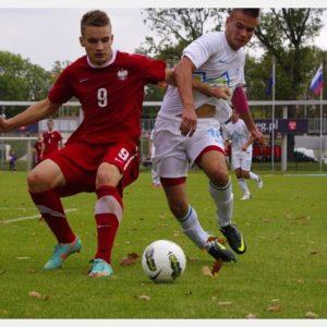 Polska-Słowenia U-18 (16) – Adrian Cierpka