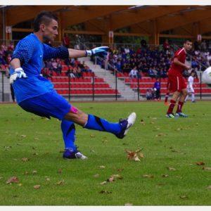 Polska-Słowenia U-18 (19) – Adnan Golubovic