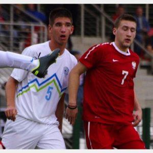 Polska-Słowenia U-18 (21) – Adrian Cierpka, Emir Dautovic i Vincent Rabiega