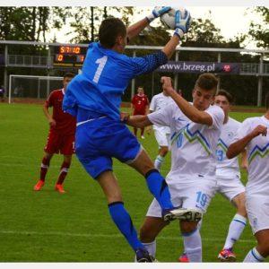 Polska-Słowenia U-18 (31) – Adnan Golubovic