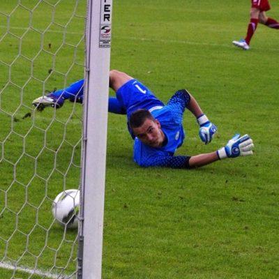 Polska-Słowenia U-18 (33) – Adnan Golubovic puszcza pierwszą bramkę dla Polaków (1:1)