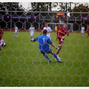 Polska-Słowenia U-18 (38) – Adnan Golubovic vs. Vincent Rabiega