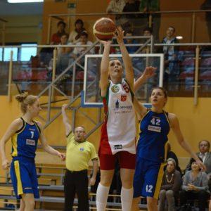 Stal Odra Brzeg – MUKS Poznań (2) – Agata Majka vs. Natalia Urbaniak
