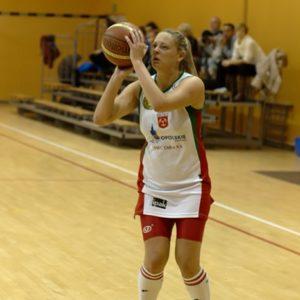 Stal Odra Brzeg – MUKS Poznań (8) – Justyna Daniel