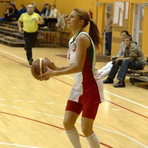 Stal Odra Brzeg – MUKS Poznań (11) – Magda Kowalska