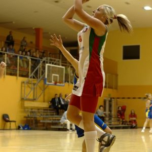Stal Odra Brzeg – MUKS Poznań (16) – Magda Kowalska