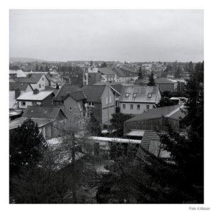 Panorama na Harzgerode