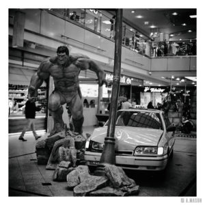 Hulk we Wrocławiu