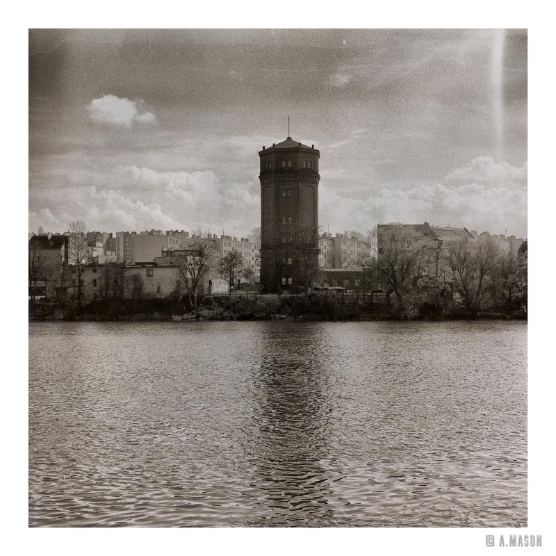 Wieża zza Odry