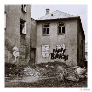 Happy Birthday w Lublinie