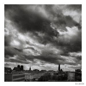 Chmury nad Wro